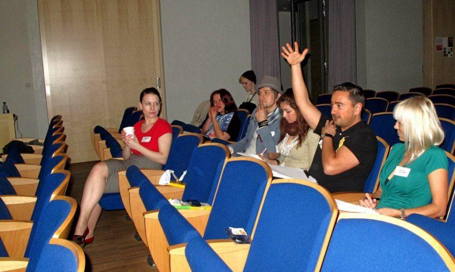 Zpětná vazba poroty v pražském předkole