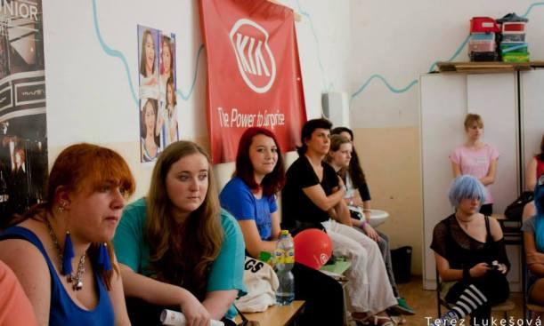 Pozorní posluchači při přednáškách