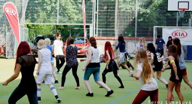 Taneční workshop O.M.G.